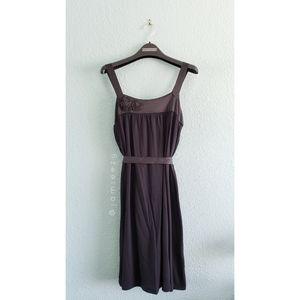 Old Navy | Ribbon Strap Rosette Shift Dress